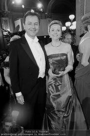 Opernball Red Carpet - Staatsoper - Do 03.03.2011 - 69