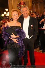 Opernball Red Carpet - Staatsoper - Do 03.03.2011 - 7