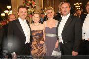 Opernball Red Carpet - Staatsoper - Do 03.03.2011 - 70