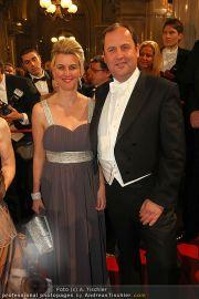 Opernball Red Carpet - Staatsoper - Do 03.03.2011 - 71