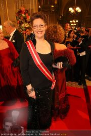 Opernball Red Carpet - Staatsoper - Do 03.03.2011 - 76