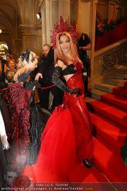 Opernball Red Carpet - Staatsoper - Do 03.03.2011 - 80