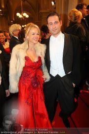 Opernball Red Carpet - Staatsoper - Do 03.03.2011 - 87