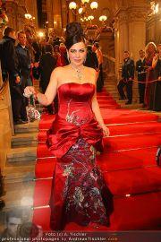 Opernball Red Carpet - Staatsoper - Do 03.03.2011 - 90