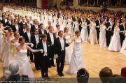 Opernball Eröffnung - Staatsoper - Do 03.03.2011 - 1
