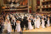 Opernball Eröffnung - Staatsoper - Do 03.03.2011 - 10