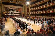 Opernball Eröffnung - Staatsoper - Do 03.03.2011 - 12