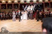 Opernball Eröffnung - Staatsoper - Do 03.03.2011 - 14