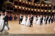 Opernball Eröffnung - Staatsoper - Do 03.03.2011 - 16