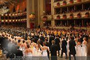 Opernball Eröffnung - Staatsoper - Do 03.03.2011 - 3