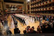 Opernball Eröffnung - Staatsoper - Do 03.03.2011 - 7