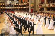 Opernball Eröffnung - Staatsoper - Do 03.03.2011 - 9