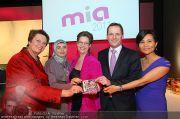 Mia Award - Studio 44 - Di 08.03.2011 - 11
