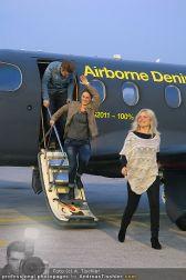 Airborne Denim - Airport Salzburg - Do 10.03.2011 - 16