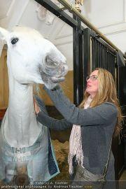 Tatjana Patitz - Hofreitschule - Di 15.03.2011 - 12