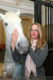 Tatjana Patitz - Hofreitschule - Di 15.03.2011 - 15