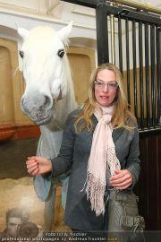 Tatjana Patitz - Hofreitschule - Di 15.03.2011 - 21