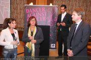 Dancer a. Cancer PK - Hotel Intercontinental - Di 15.03.2011 - 20