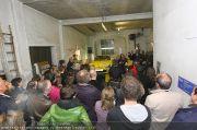 Buchpräsentation - Werkstätte Ringseis - Mi 16.03.2011 - 18