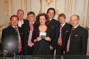 CD Präsentation - Augartenpalais - Di 12.04.2011 - 1