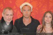Jude Law bei 360-PK - Hotel Savoyen - Di 26.04.2011 - 1