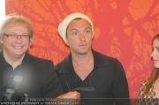 Jude Law bei 360-PK - Hotel Savoyen - Di 26.04.2011 - 17