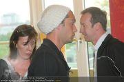 Jude Law bei 360-PK - Hotel Savoyen - Di 26.04.2011 - 23
