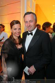 Fundraising Dinner - Albertina - Mi 27.04.2011 - 17
