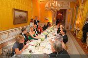 Fundraising Dinner - Albertina - Mi 27.04.2011 - 7