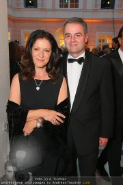 Fundraising Dinner - Albertina - Mi 27.04.2011 - 8