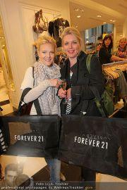Opening - Forever21 - Mi 04.05.2011 - 13