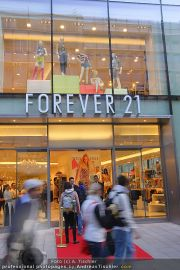 Opening - Forever21 - Mi 04.05.2011 - 3