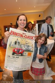 Ennstal-Classic Uhr - Chopard - Do 19.05.2011 - 17