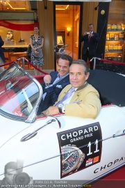 Ennstal-Classic Uhr - Chopard - Do 19.05.2011 - 36