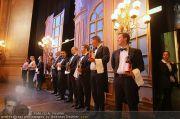 Fundraising Dinner - Volksoper - Di 31.05.2011 - 15