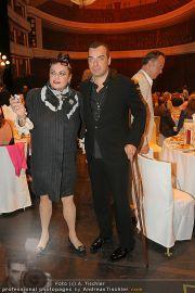 Fundraising Dinner - Volksoper - Di 31.05.2011 - 19