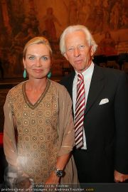 Fundraising Dinner - Volksoper - Di 31.05.2011 - 22