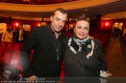 Fundraising Dinner - Volksoper - Di 31.05.2011 - 23