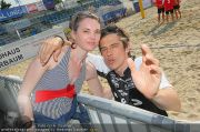 Promi Beachvolleyball - Strandbad Baden - Mi 01.06.2011 - 1