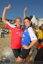 Promi Beachvolleyball - Strandbad Baden - Mi 01.06.2011 - 20