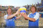 Promi Beachvolleyball - Strandbad Baden - Mi 01.06.2011 - 49