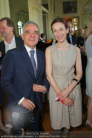Prix Veuve Clicquot - Franz. Botschaft - Do 16.06.2011 - 11