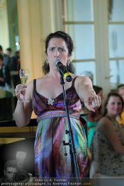 Prix Veuve Clicquot - Franz. Botschaft - Do 16.06.2011 - 17