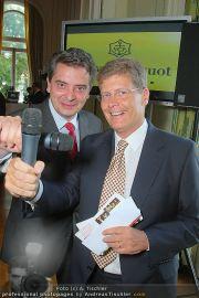 Prix Veuve Clicquot - Franz. Botschaft - Do 16.06.2011 - 7