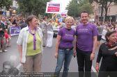 Regenbogen Parade - Ring Wien - Sa 18.06.2011 - 1