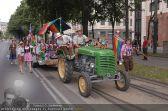 Regenbogen Parade - Ring Wien - Sa 18.06.2011 - 10
