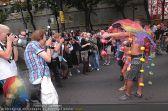 Regenbogen Parade - Ring Wien - Sa 18.06.2011 - 14