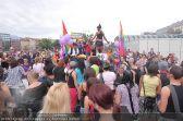 Regenbogen Parade - Ring Wien - Sa 18.06.2011 - 15
