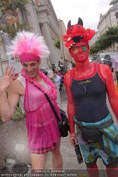 Regenbogen Parade - Ring Wien - Sa 18.06.2011 - 17