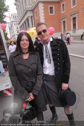 Regenbogen Parade - Ring Wien - Sa 18.06.2011 - 23